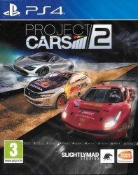 PROJECT CARS 2 PS4 PL
