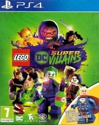 LEGO DC SUPER - VILLAINS LEGO ZŁOCZYŃCY PS4 PL + FIGURKA