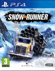 SNOW RUNNER SNOWRUNNER PS4 PL