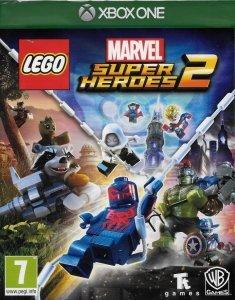 LEGO MARVEL SUPER HEROES 2 XBOX ONE PL DUBBING