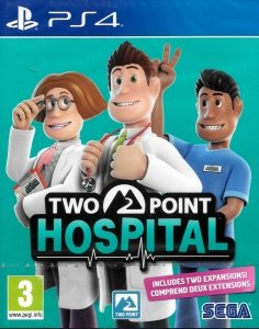 TWO POINT HOSPITAL PS4 PL