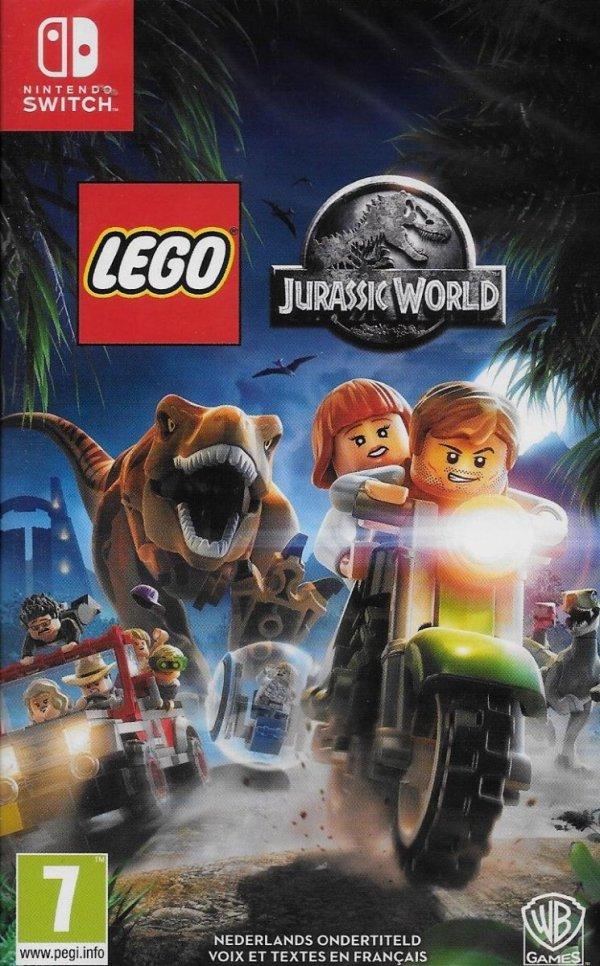 LEGO JURASSIC WORLD NINTENDO SWITCH PL