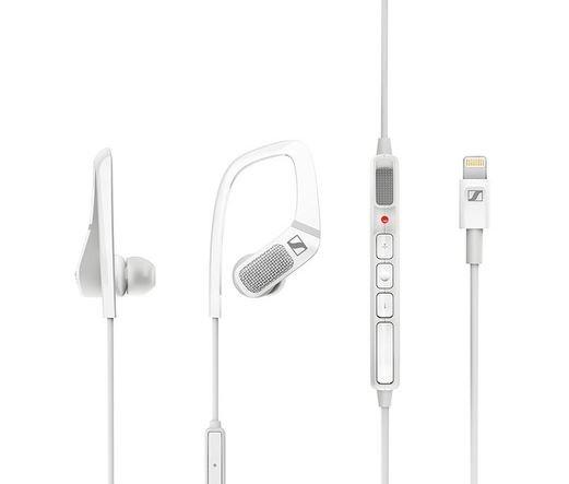 Sennheiser Ambeo Smart Headset iOS 3D-Sound Białe