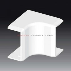 KOPOS Pokrywa narożna wewnętrzna / Narożnik wewnętrzny LHD32x15