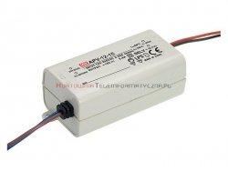 MPL zasilacz impulsowy 12V/1A IP54