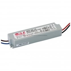 MW/GLOBAL POWER zasilacz impulsowy 12V/2A IP67