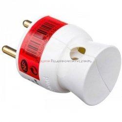 LEGRAND Wtyczka kątowa 1x230V do zarobienia na przewód elektryczny