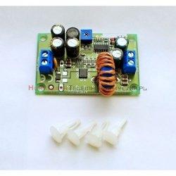 ATTE Moduł podnoszący napięcie dla jednej kamery 50W, Uwe=10-16V, regulowane Uwy=15-30V