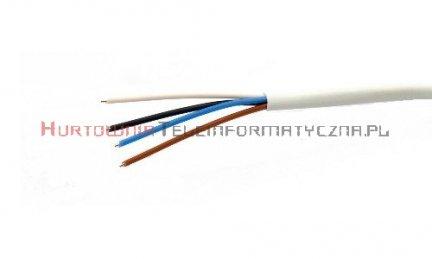 Kabel alarmowy YTDY 4x0,5