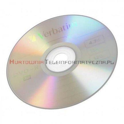 Verbatim płyta DVD-R 4,7GB / 120min