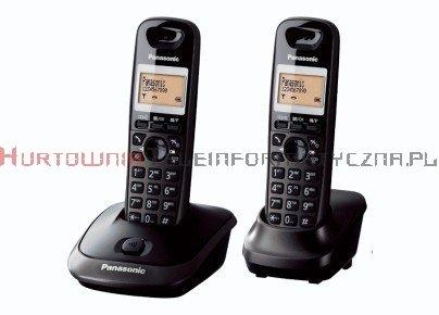 Panasonic KX-TG2512 Telefon analogowy bezprzewodowy