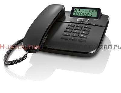 GIGASET DA610 Telefon analogowy czarny