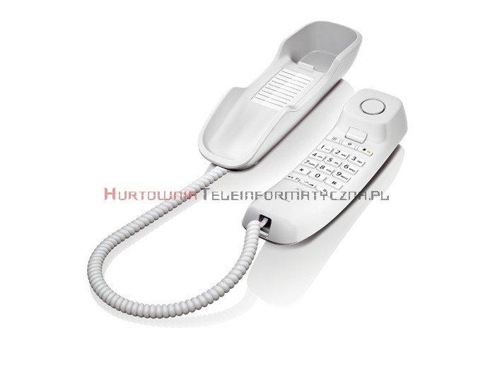 GIGASET DA210 Telefon analogowy biały