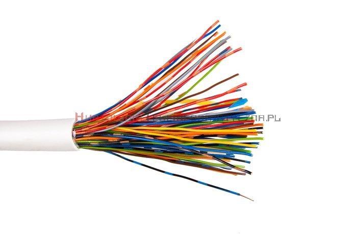 Kabel telefoniczny wieloparowy YTKSY 21x2x0,5
