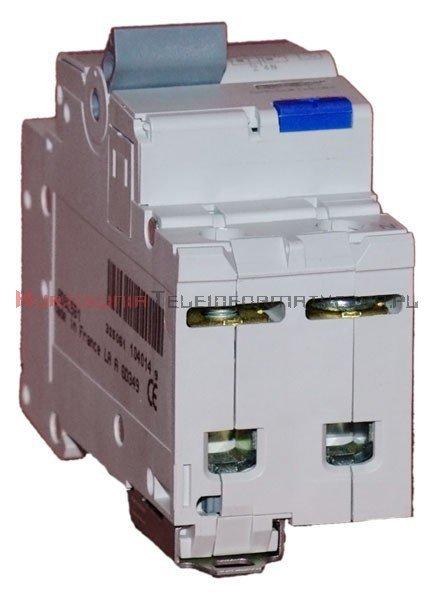 HAGER Wyłącznik/bezpiecznik różnicowoproądowy 40A, 30mA, typ AC, 6kA 2-bieg.