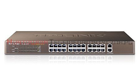 """TP-LINK SL1226 Switch 24-port Fast Ethernet, 2-port Gigabit Ethernet, RACK 19"""""""