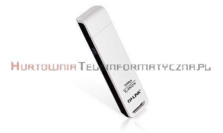 TP-LINK Bezprzewodowa karta sieciowa USB, standard N, 150Mb/s
