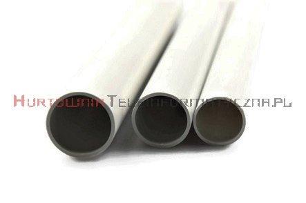 Rura elektroinstalacyjna sztywna PVC RL-16 biała, 3m