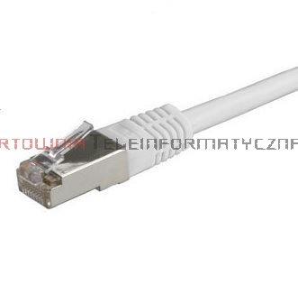 SOLARIX SFTP Patch cord 10,0 m. Kat.6A, LSOH, szary
