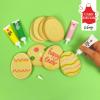 Pisak cukrowy do dekoracji tortu ciastek 19g ŻÓŁTY - nowa wersja!