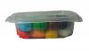 Lukier plastyczny MIX 8 KOLORÓW 200g masa cukrowa