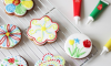 Pisak żelowy do dekoracji tortu ciastek 19g NIEBIESKI