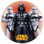 Opłatek na tort Star Wars Vader