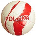 Opłatek na tort piłka futbolowa Polska