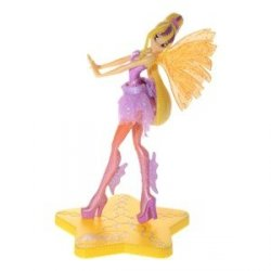 Modecor - Figurka do dekoracji tortu Winx Sirenix C
