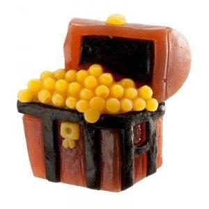 Guma do żucia figurka na tort PIRACI 1szt