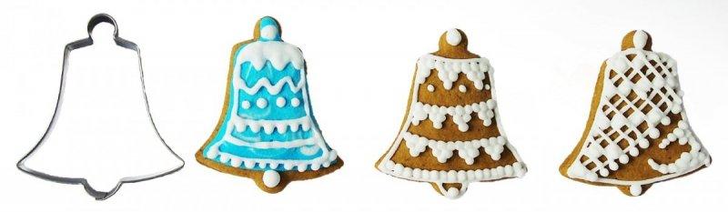 Wykrawacz FOREMKA do ciastek pierników DZWONEK 5,5cm