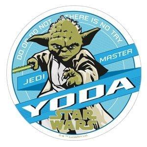 Modecor - opłatek na tort Gwiezdne Wojny Yoda (star wars)