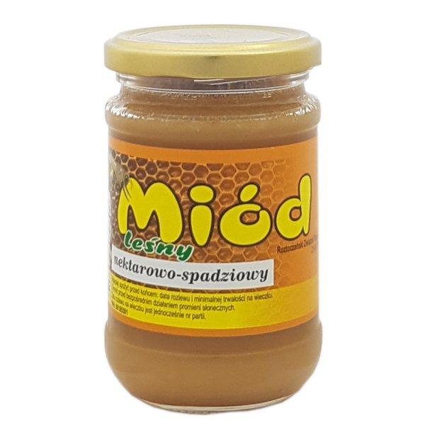 miód nektarowo-spadziowy 370 g