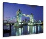 Tower Bridge - Noton - Obraz na płótnie