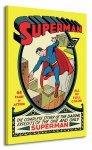 Obraz na płótnie - Superman (No.1)