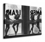 Time Life (Ballet Dancers In Window) - Obraz na płótnie