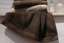 Ręcznik - Casual mokka - NAF NAF - 100% Bawełny