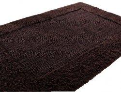 Dywanik łazienkowy - Brązowy - 60x105cm