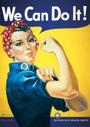 We can do it - plakat