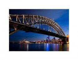 Sydney Nocą - reprodukcja