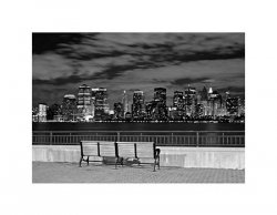New York, Liberty State Park - reprodukcja