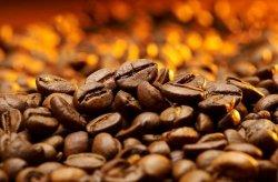 Fototapeta do kuchni - Ziarna kawy - 175x115 c