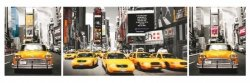New York (taxis) - plakat