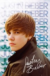 Justin Bieber Water  - plakat