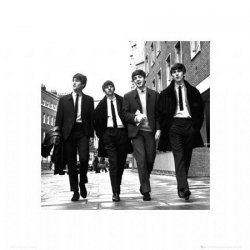 The Beatles In London - reprodukcja