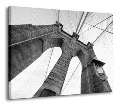 Obraz ścienny - Most Brookliński III - 120x90 cm