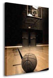 Obraz do pokoju - Basketball - Koszykówka - 90x120 cm