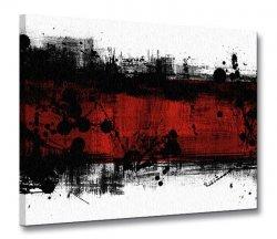 Obraz na ścianę - Abstrakcja - 120x90 cm