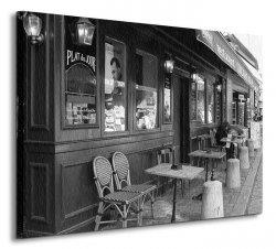 Montmartre 4687, Paris - Obraz na płótnie