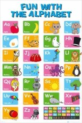 Educational Alphabet - plakat